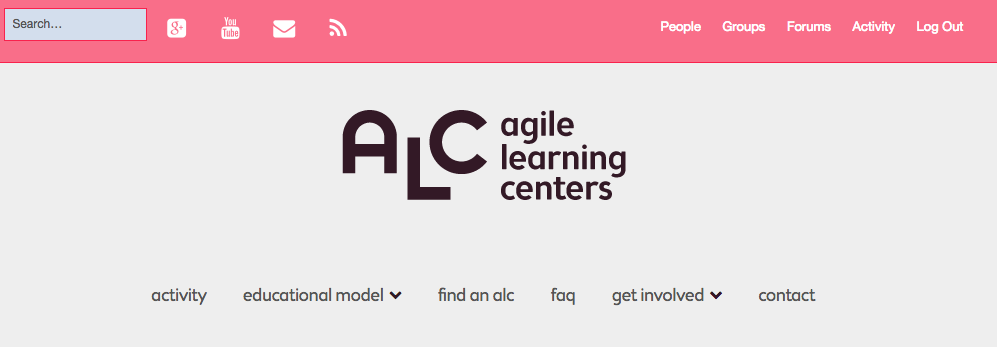 new ALC header